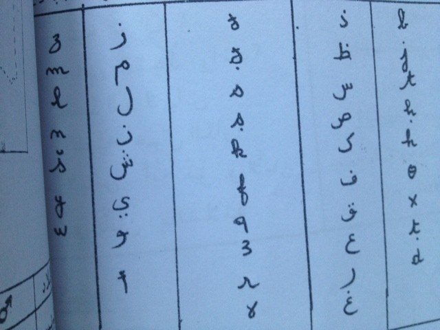 Arabisch Lektion 1