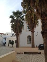 Platz in der Medina
