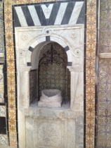 Kleine Nische in der Medina
