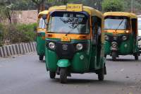 Auto-Rickshaw in New Delhi