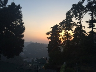 Sunset in Landour