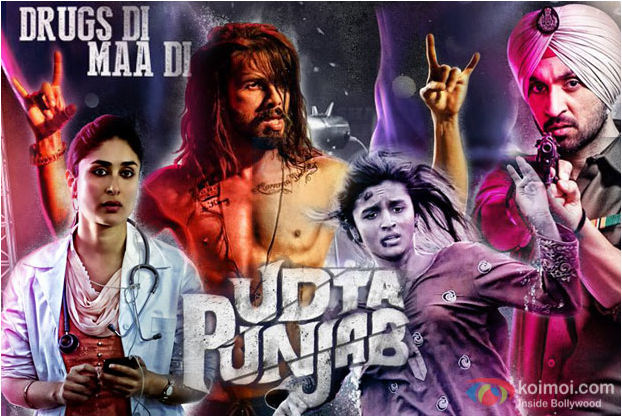 Udta Punjab - movie poster